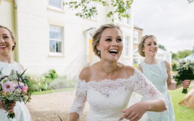Subtle neutral wedding makeup – Scarborough