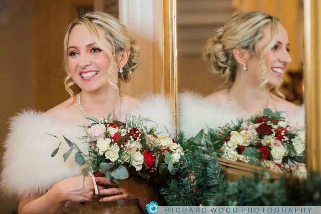 LVL Lashes for natural wedding makeup
