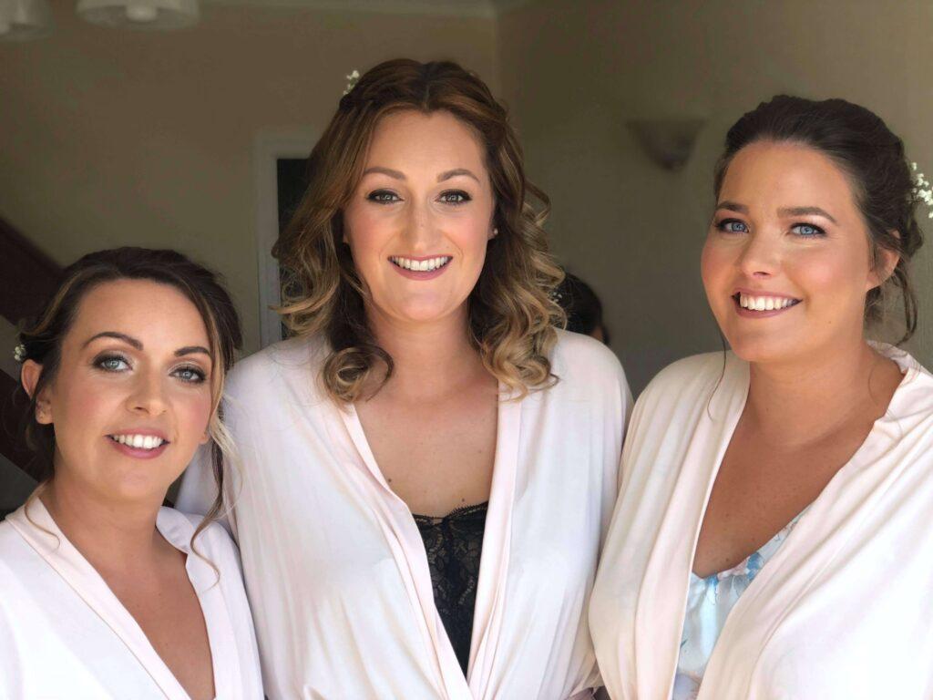 Bridesmaid makeup Bridlington