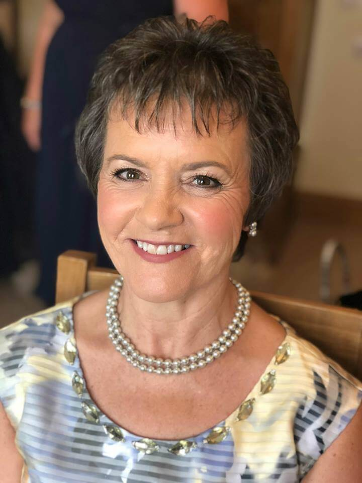 Mother of the bride makeup North Yorkshire