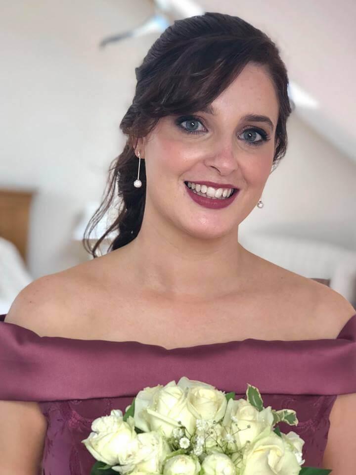 Defining traditional wedding makeup