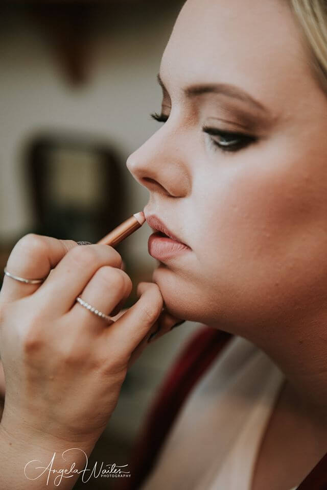 Bridal makeup artist North Yorkshire