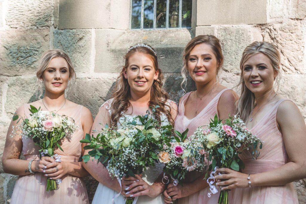 Wedding makeup Malton North Yorkshire