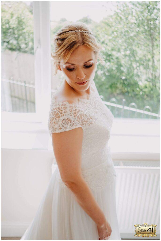 Natural wedding makeup Scarborough
